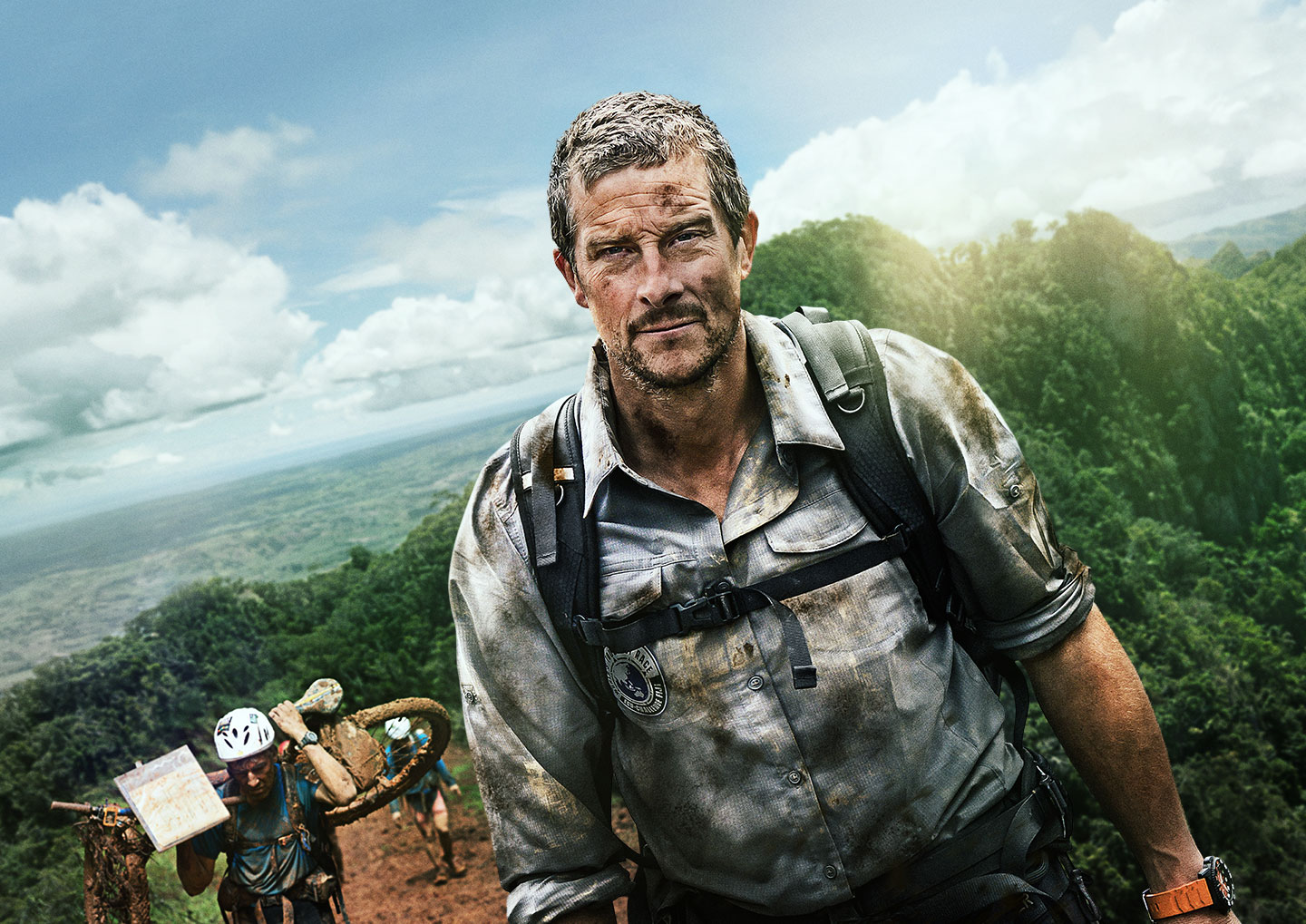 World's Toughest Race: Eco-Challenge Fiji header image